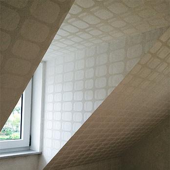 Ausbau Dachgeschoss, Dämmung, Trockenbau, Anstriche